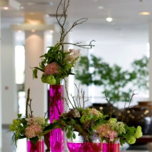 hotel flower arrangements - image from flowers for events gallery