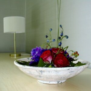 side table flowes - image from flowers for events gallery
