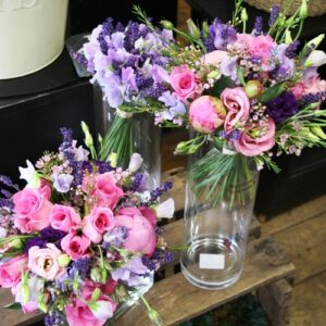 Summer flowers for a wedding bouquet from our wedding flower images gallery