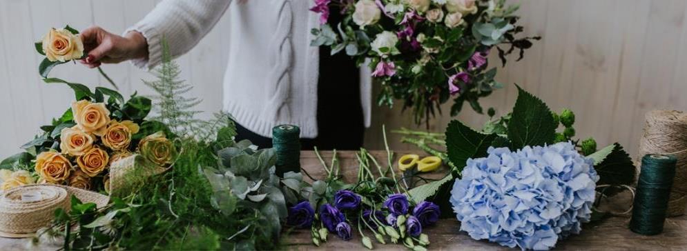 Flower Arraning Courses in Dublin