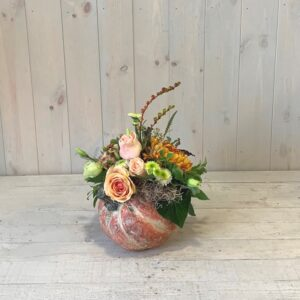 Halloween Flowers Arrangement for delivery to Dublin