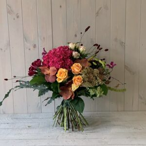 Subscription flowers - seasonal flowers delivered monthly in Dublin and across Ireland