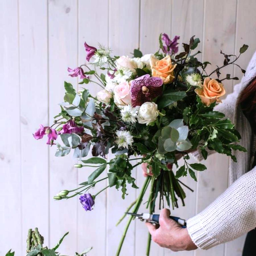 Build-a-Bouquet - DIY flowers for delivery in dublin and Ireland