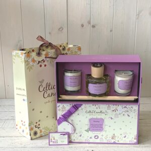 Scented Candle and Diffuser Gift Set